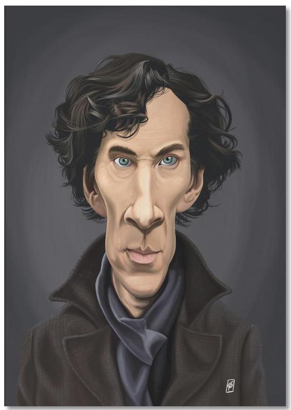 Benedict Cumberbatch Notepad
