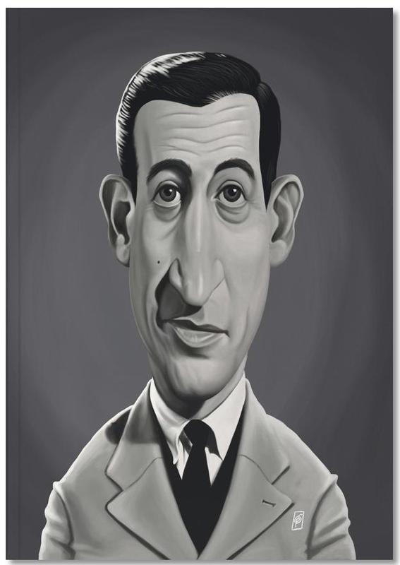 J.D. Salinger Notebook
