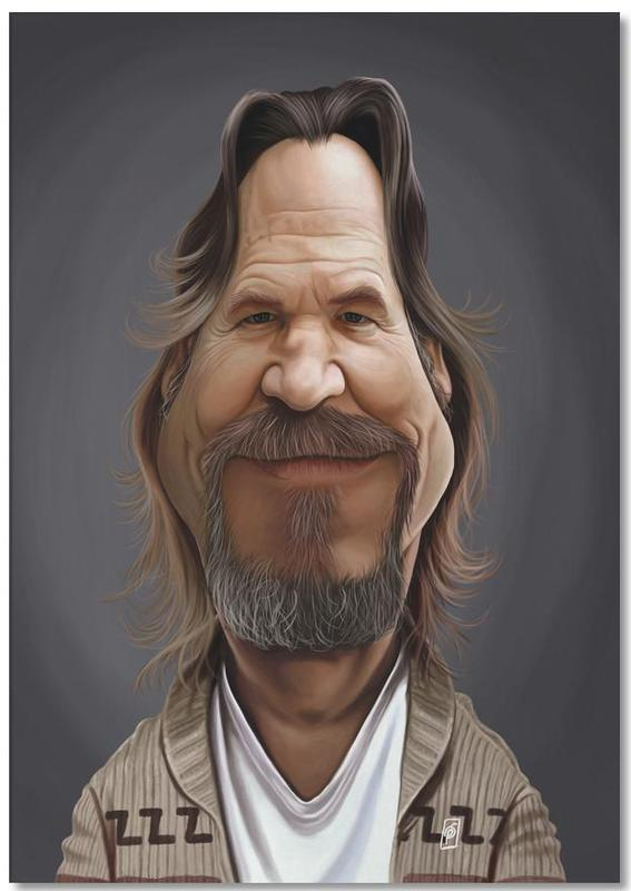 Jeff Bridges Notepad