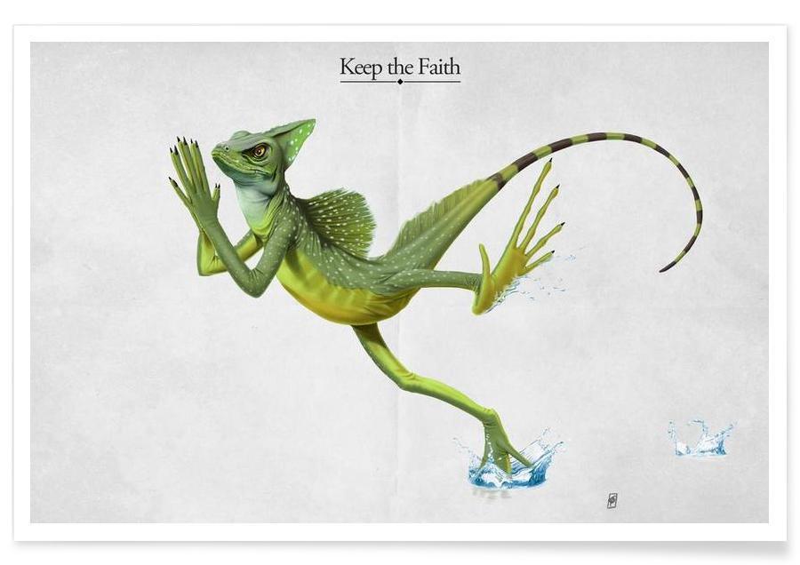 Keep the Faith (titled) poster