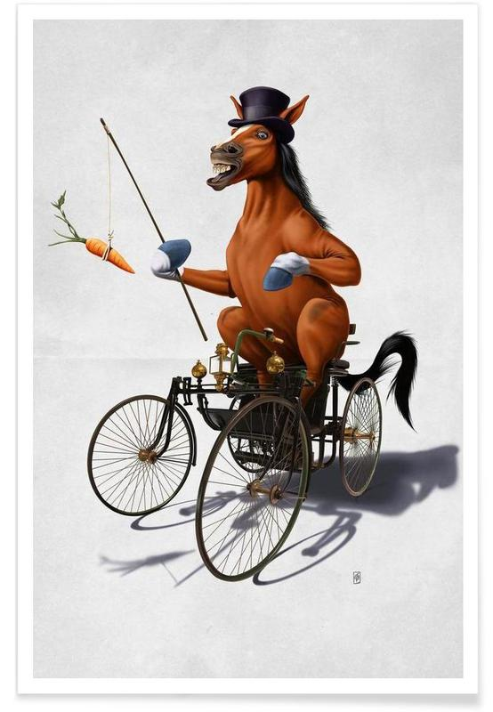 Horse Power -Poster