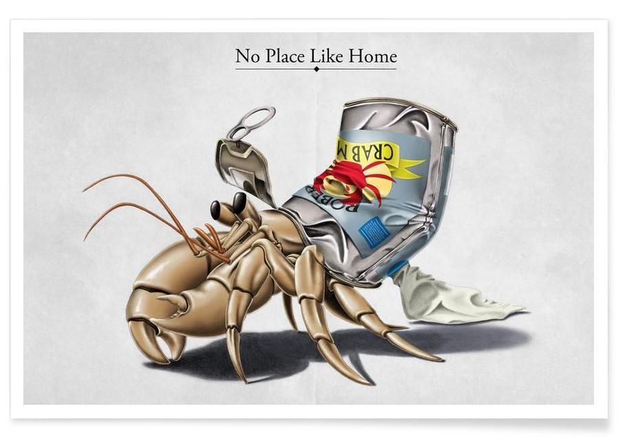 No place like home (titled) Poster