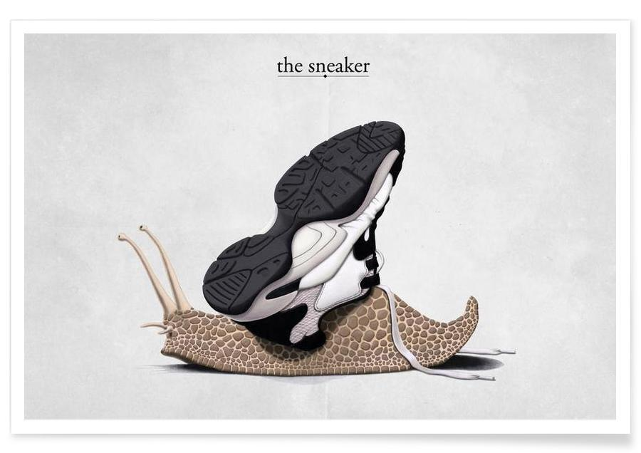 The sneaker (titled) Poster