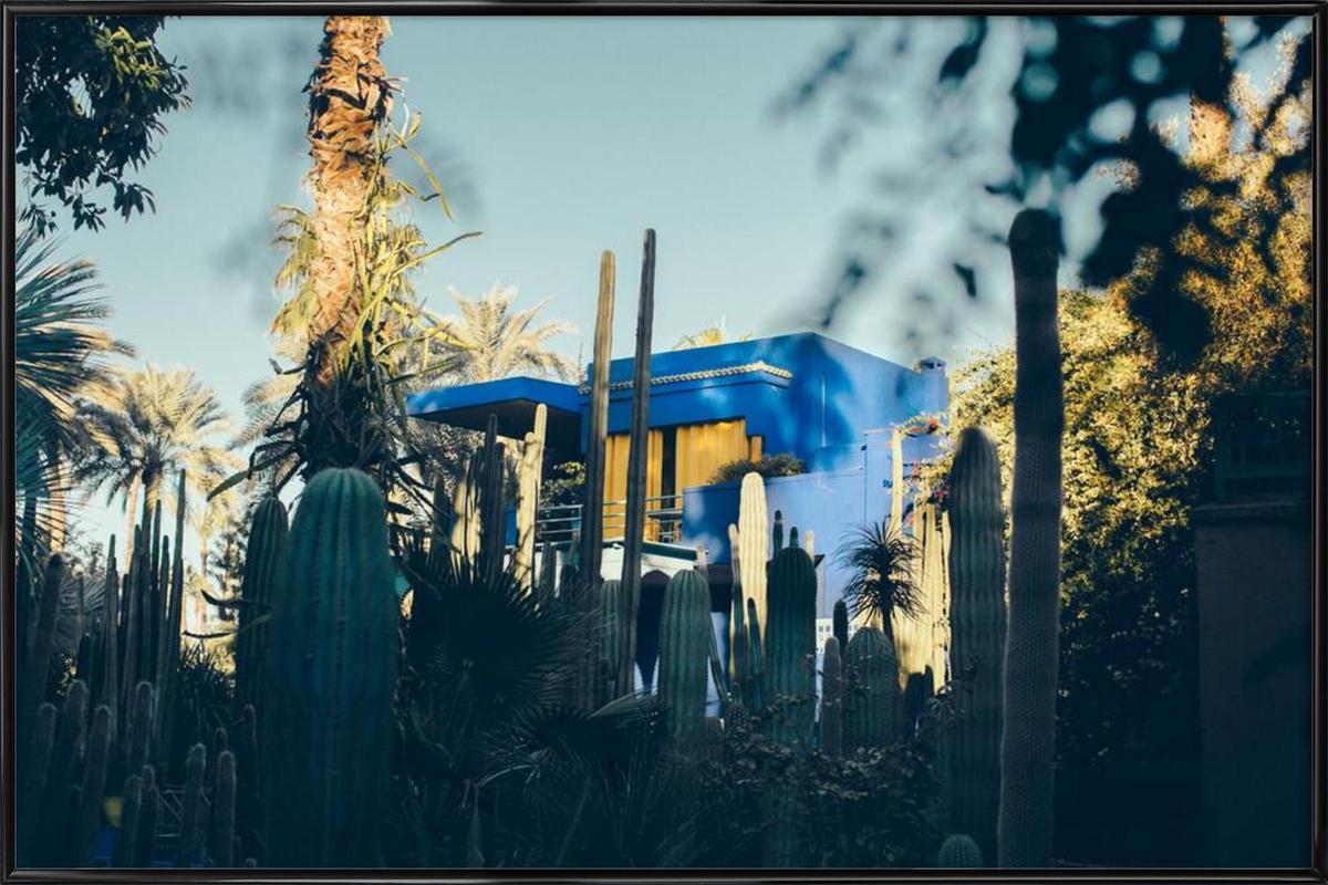 Marrakesh Paradise 12 Framed Poster