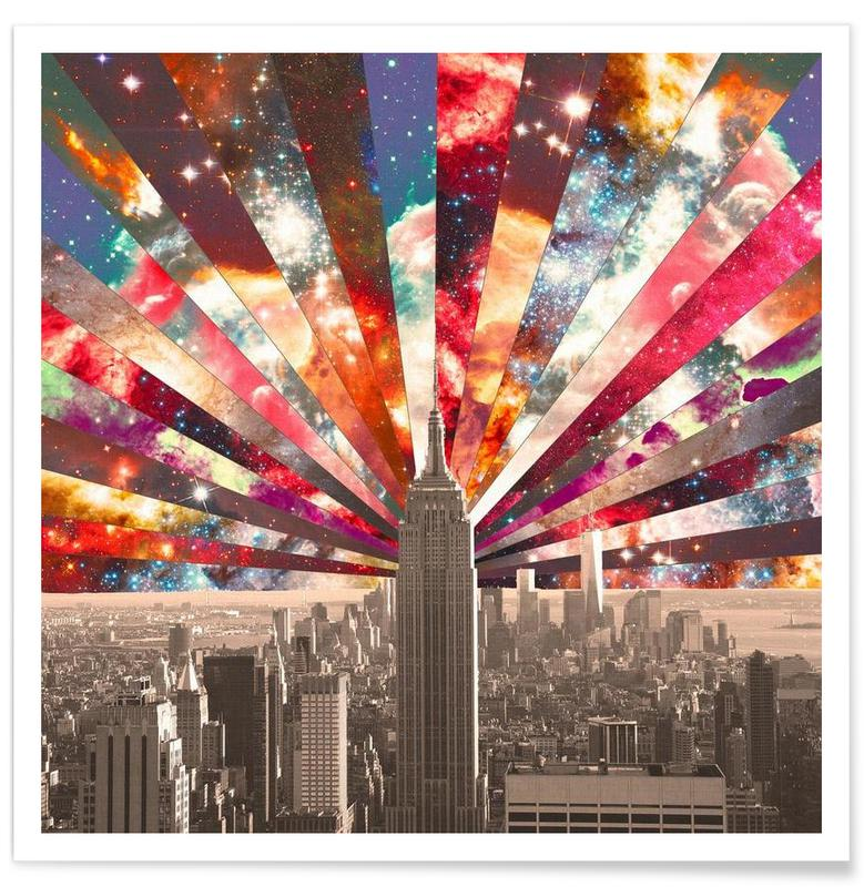 Superstar New York Poster