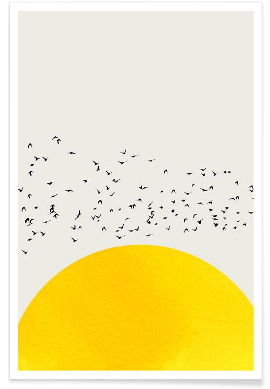 A Thousand Birds affiche