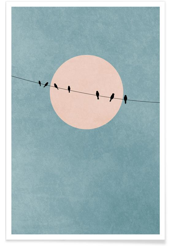 The Beauty of Silence Poster