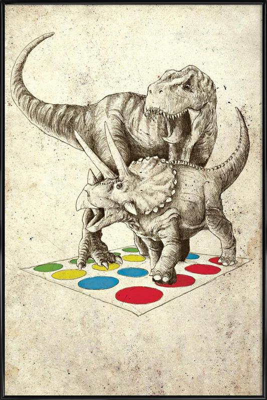 The Ultimate Battle Framed Poster