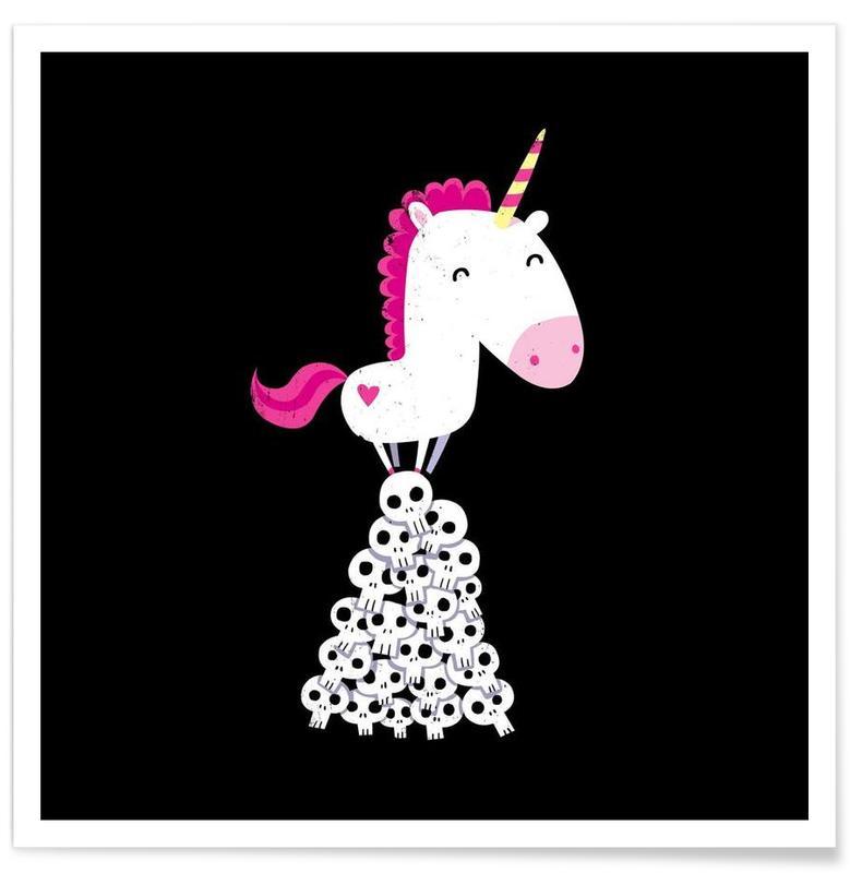 Killer Unicorn Poster