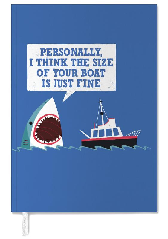 Polite Jaws Personal Planner