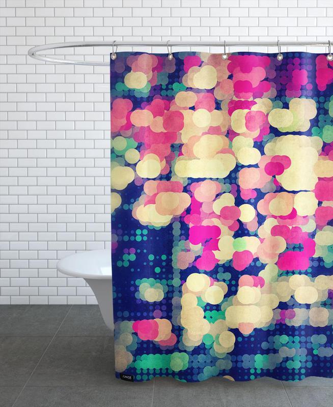 Skyrt Duschvorhang | Bad > Duschen > Duschvorhänge | Mehrfarbig | Polyester
