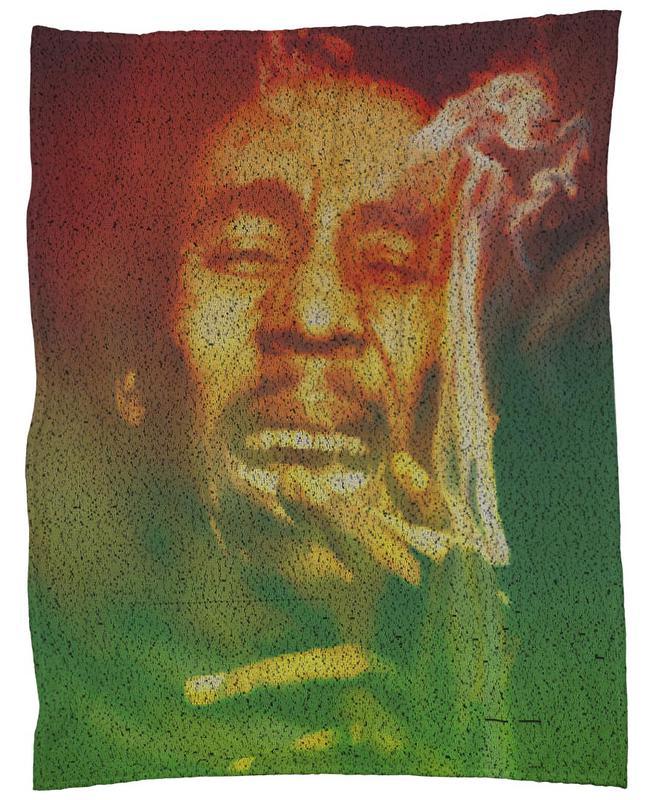 Marley Fleece Blanket