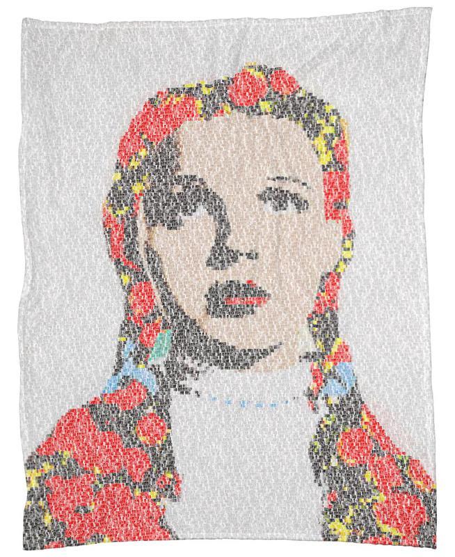 Dorothy Fleece Blanket