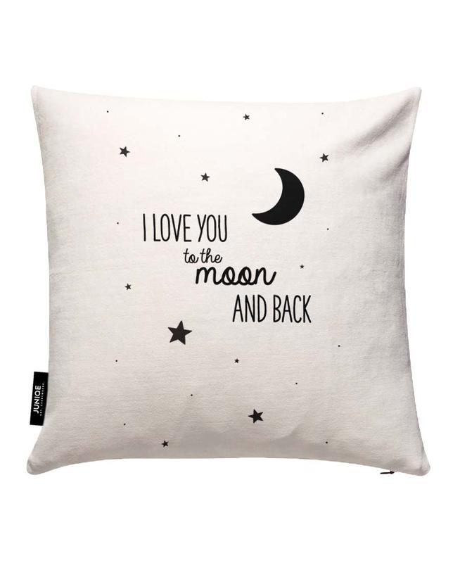 Moon Cushion Cover