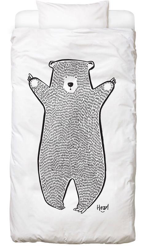 Bear 2 Kinderbettwäsche | Heimtextilien > Bettwäsche und Laken > Bettwäsche-Garnituren | Mehrfarbig | Baumwolle
