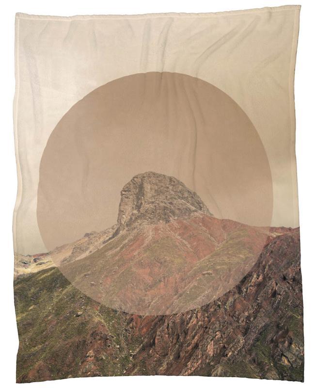 Circular 2 Peak Fleecedecke | Heimtextilien > Decken und Kissen > Mehr-Decken | Mehrfarbig