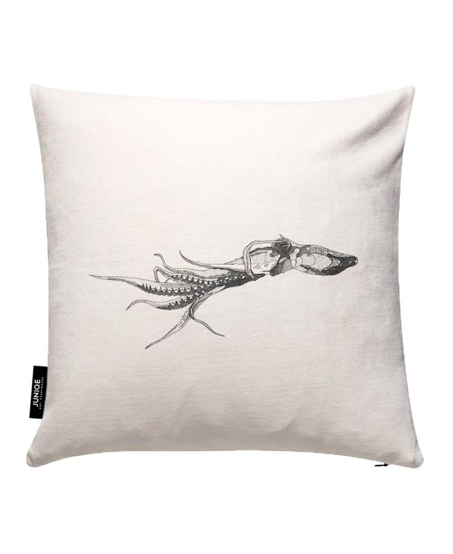 The Octopus Cushion Cover