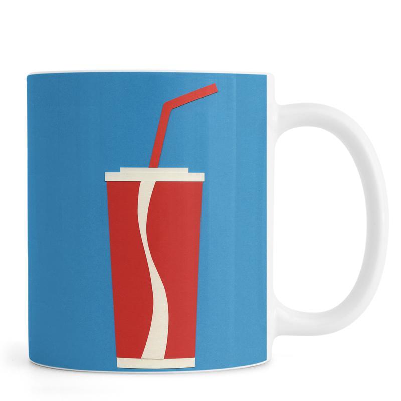 Cup of Coke mug