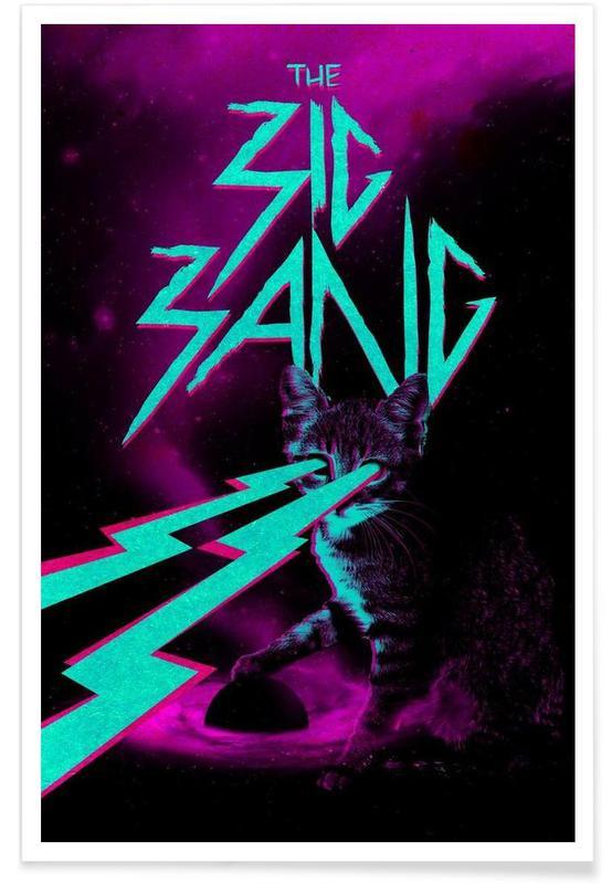 Cat Big Bang affiche