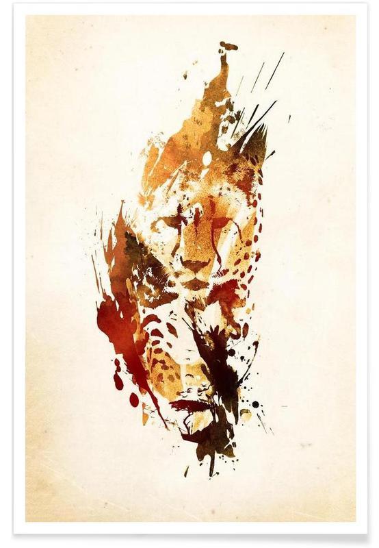 El Guepardo -Poster