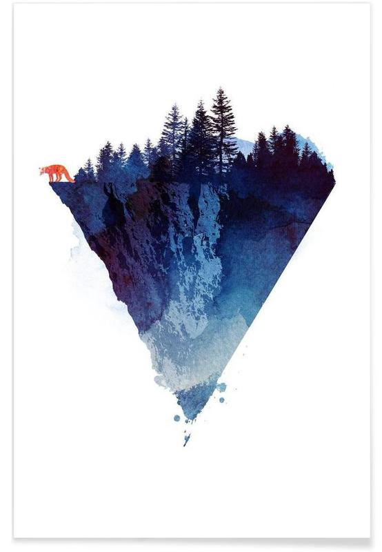 Near to the edge Poster