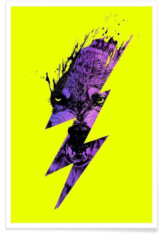 Thunderwolf Poster