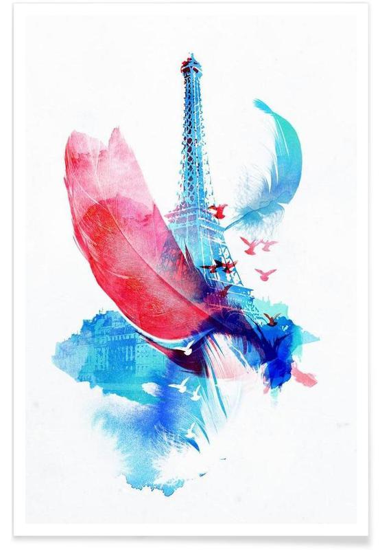 Pigeons of Paris affiche