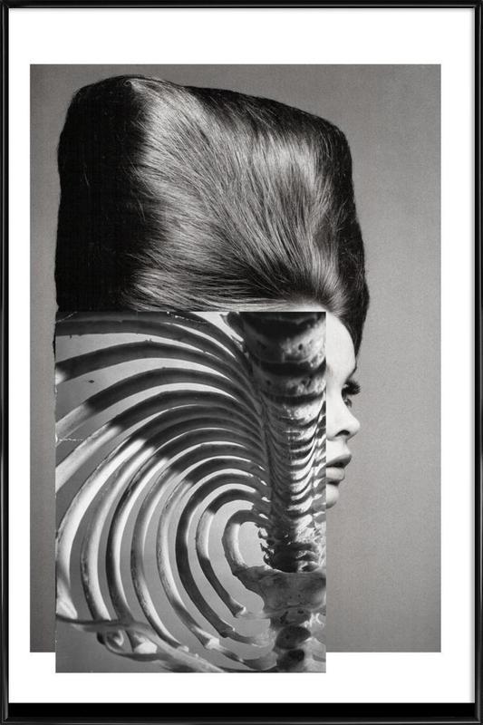 The Shadow Cage -Bild mit Kunststoffrahmen