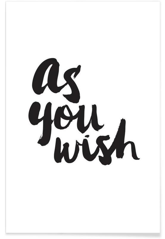 As You Wish poster