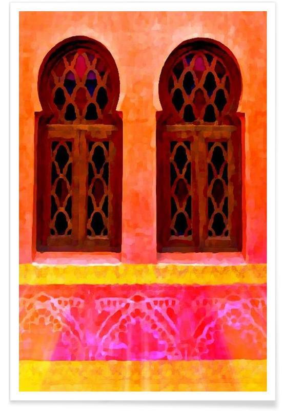 Morocco -Poster