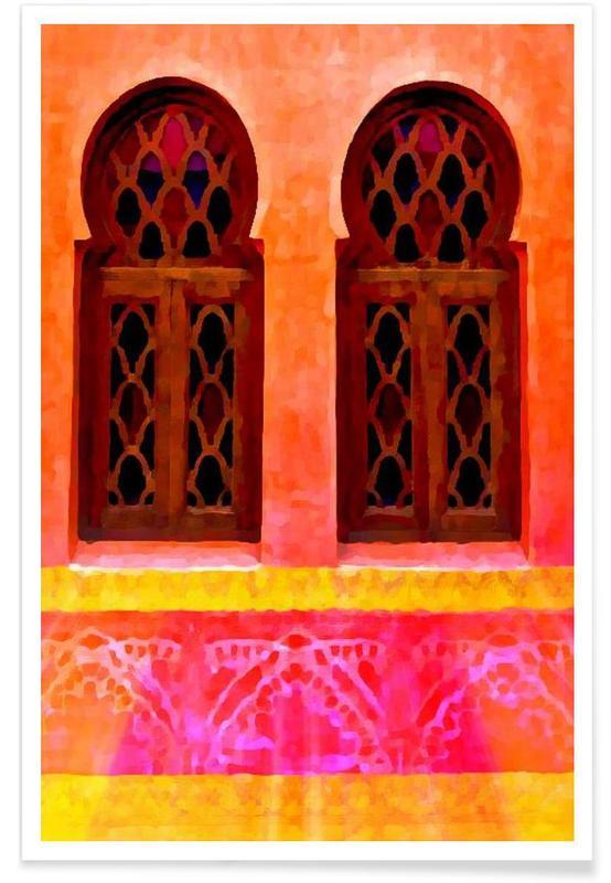 Morocco Premium Poster