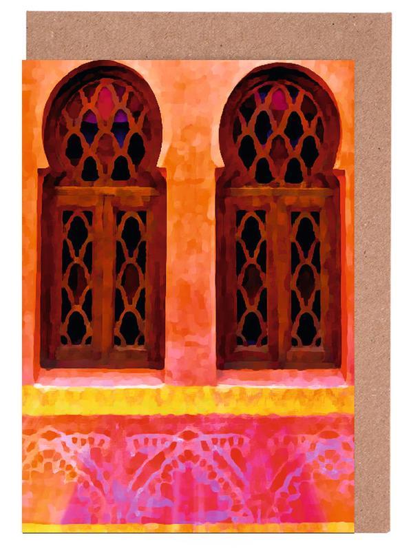 Morocco Grußkartenset