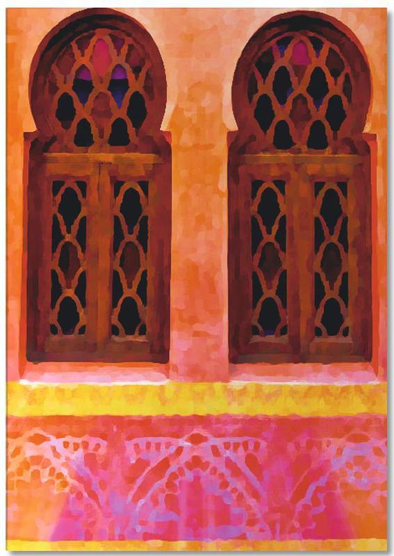 Morocco Notizblock