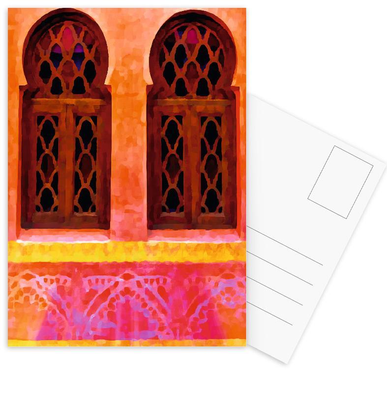 Morocco Postkartenset