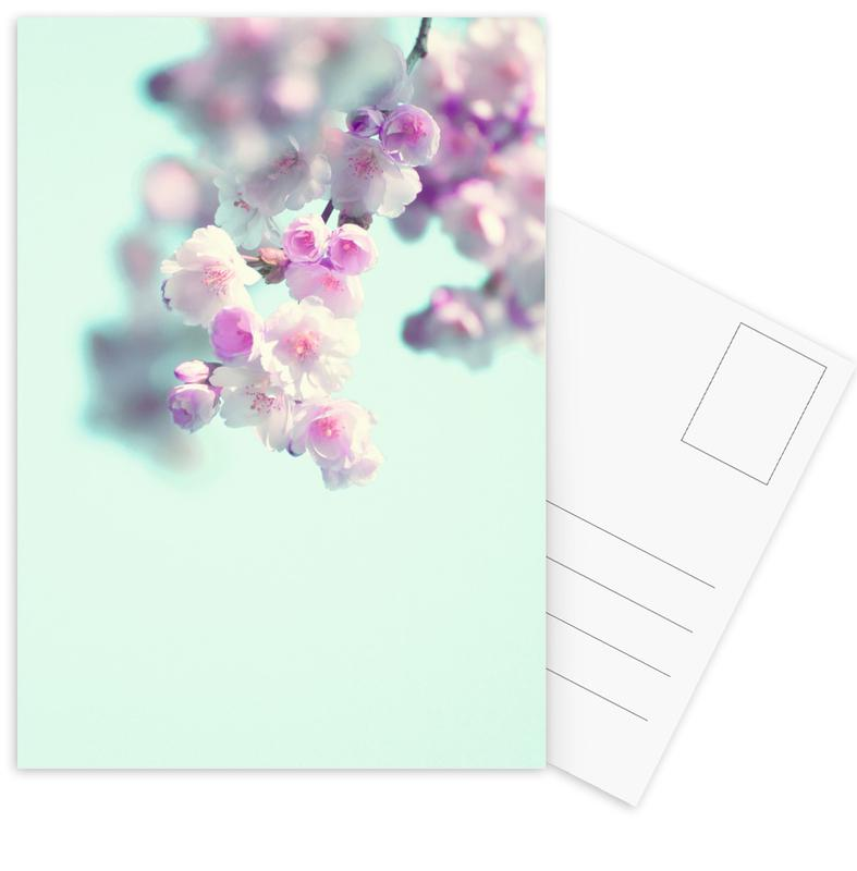 Cherry Dance Postcard Set