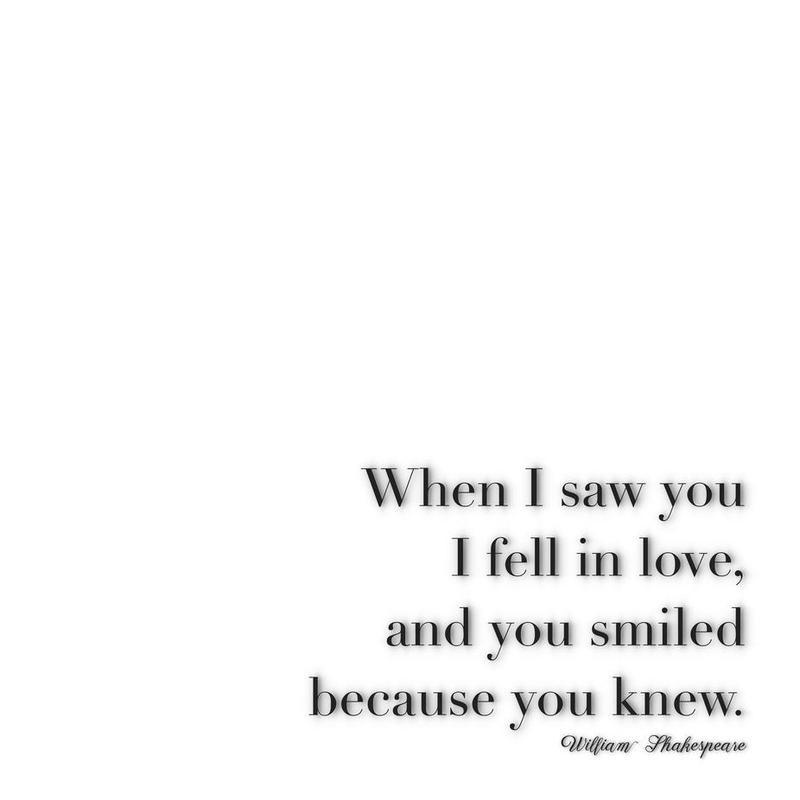 When I Saw You -Alubild