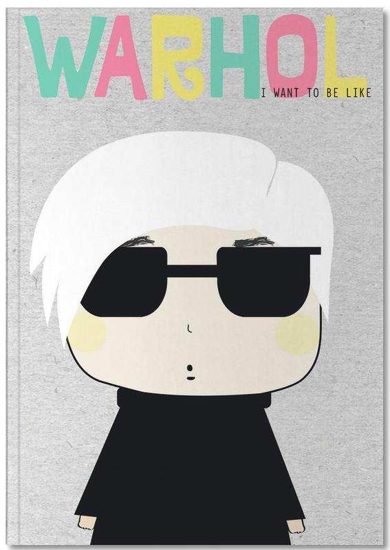 Little Warhol Notebook