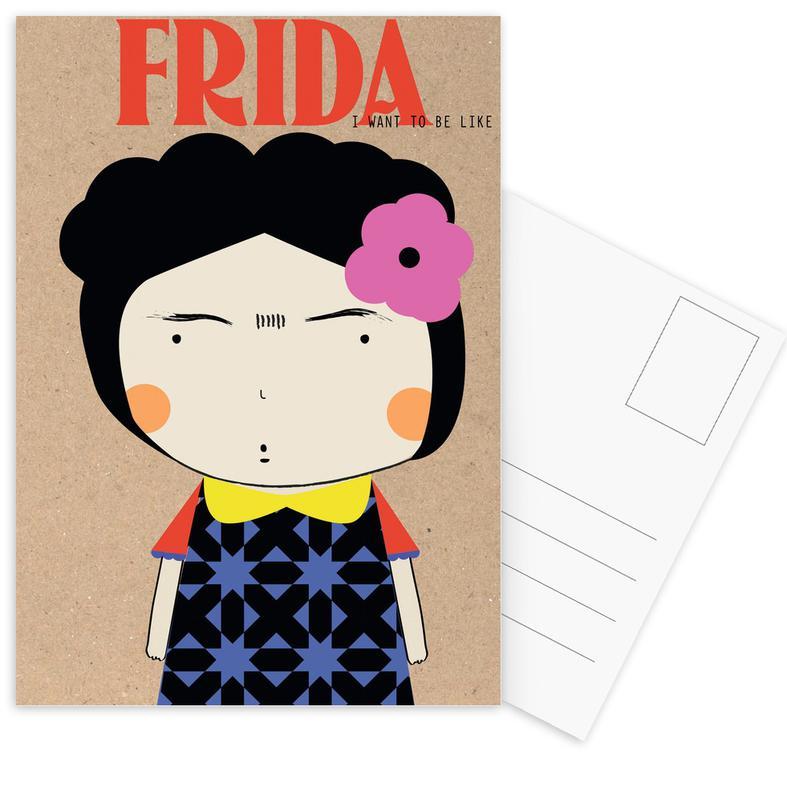 Little Frida Postkartenset | Dekoration > Accessoires