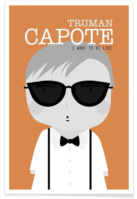 Little Capote -Poster