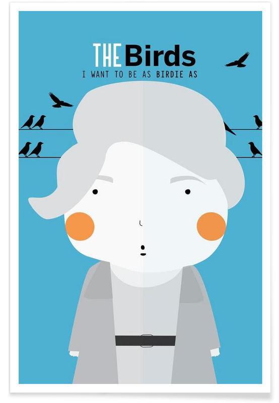 Little The Birds poster