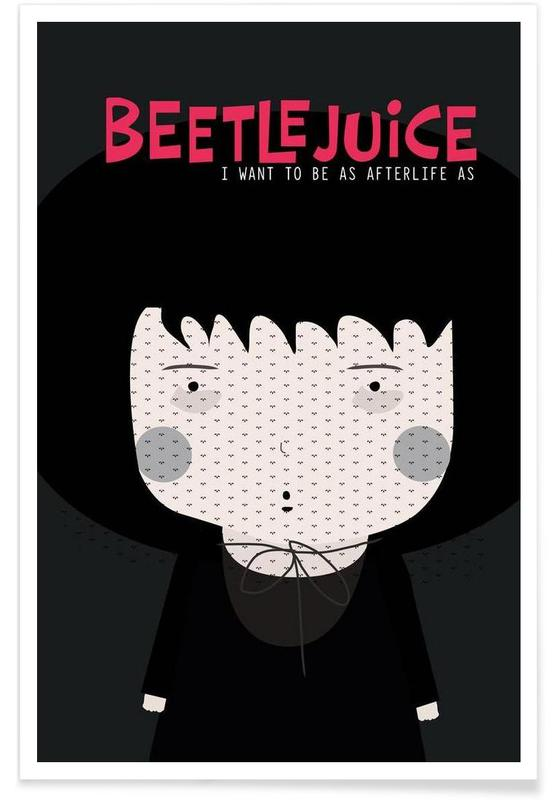 Little Beetlejuice Poster