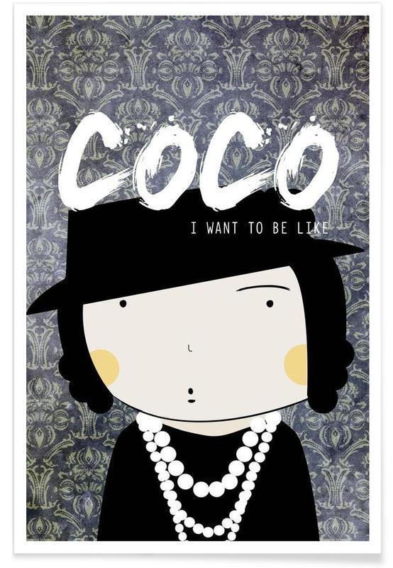 Little C. Poster
