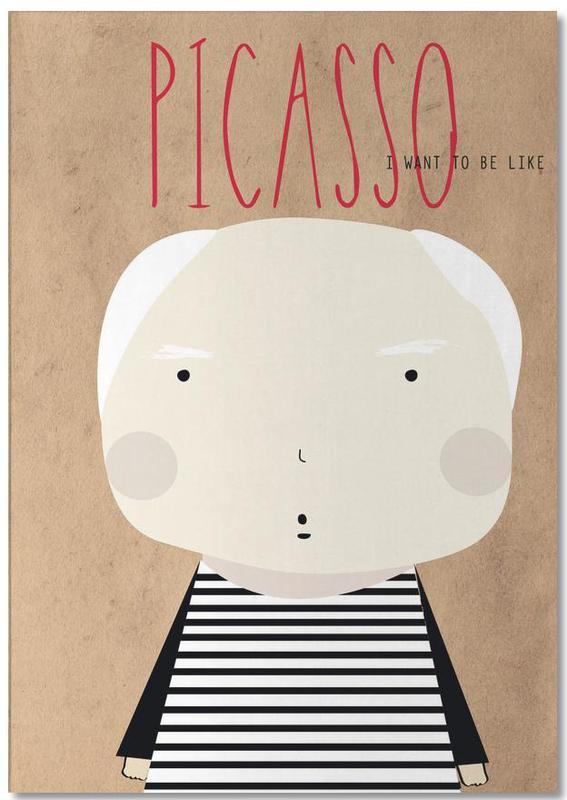 Little Picasso bloc-notes