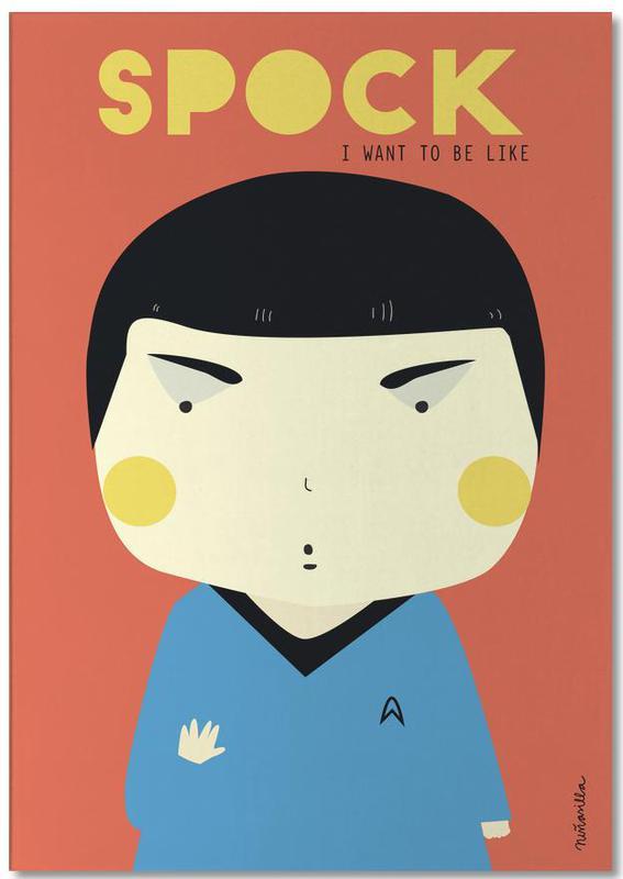 Little Spock Notepad
