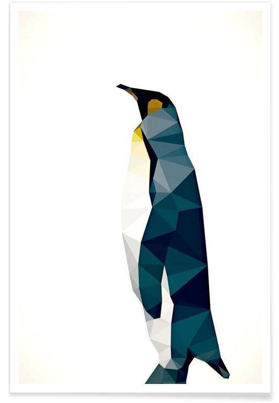 Aptenodytes patagonicus -Poster