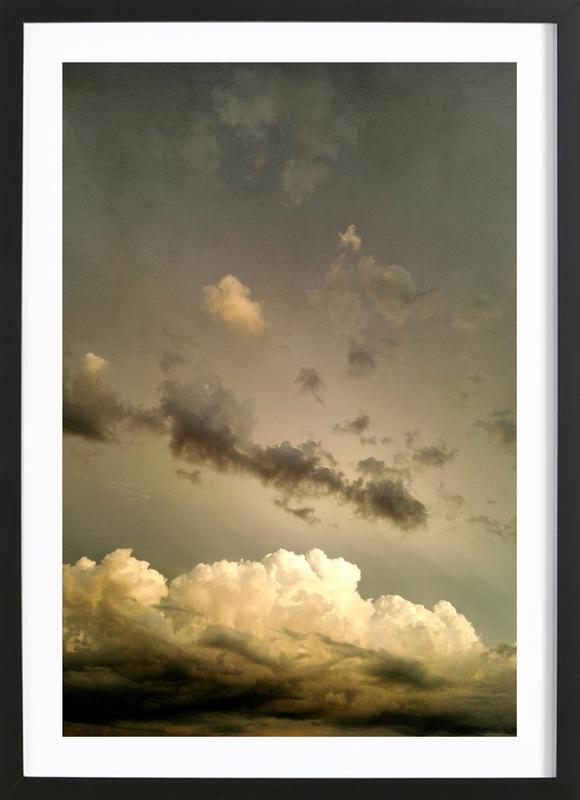 The Splendor Framed Print