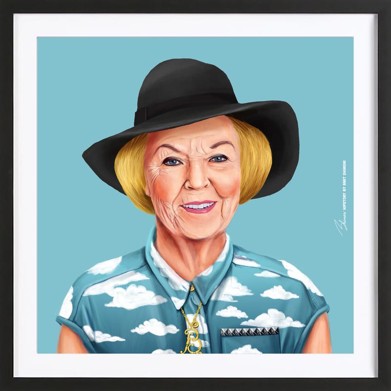 Beatrix Framed Print