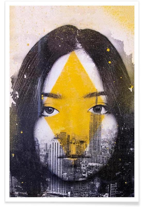 Losange -Poster