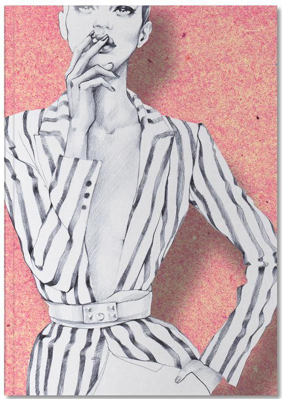 Gentlewoman Premium Notizbuch | Dekoration > Accessoires | Mehrfarbig | Papier