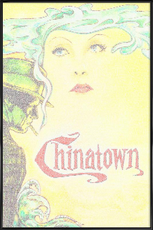 Chinatown Framed Poster